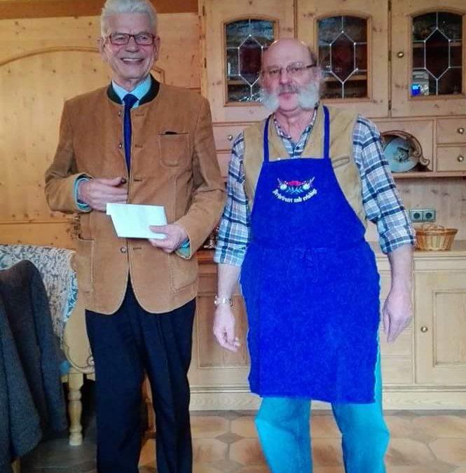 Verein der Südtiroler sammelt